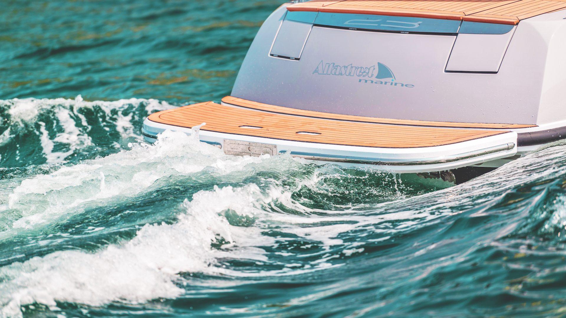 23-cabin-customized bathing platform