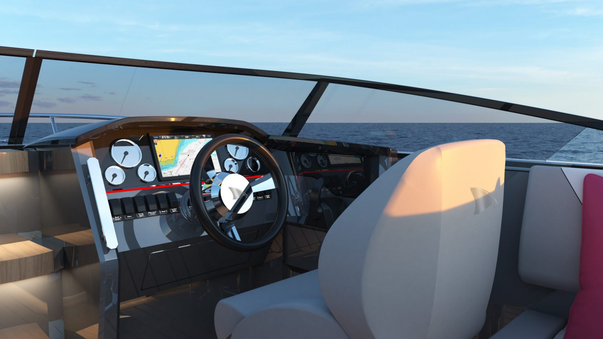 AS 23 - CONSOLE VIEW
